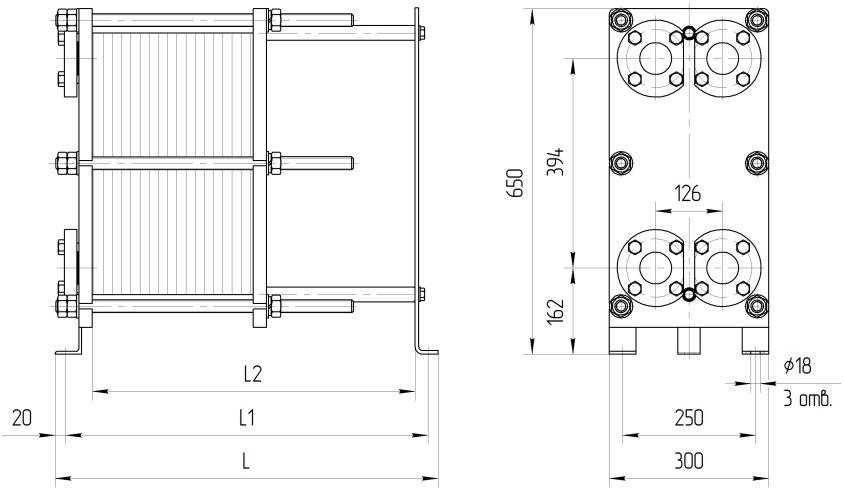 Ридан программа подбора теплообменника противоток теплообменник